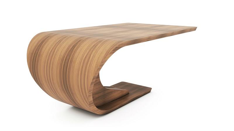 Tom Schneider Crest Dining Table