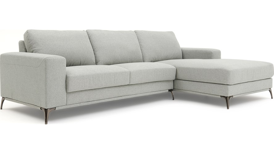 Cruz Corner Sofa - Right Chaise