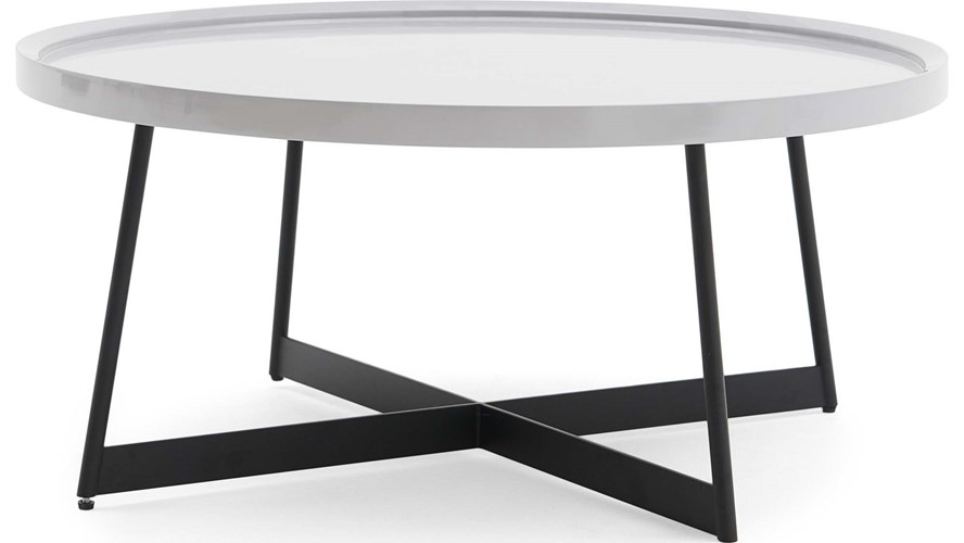 Curtis Grey Coffee Table