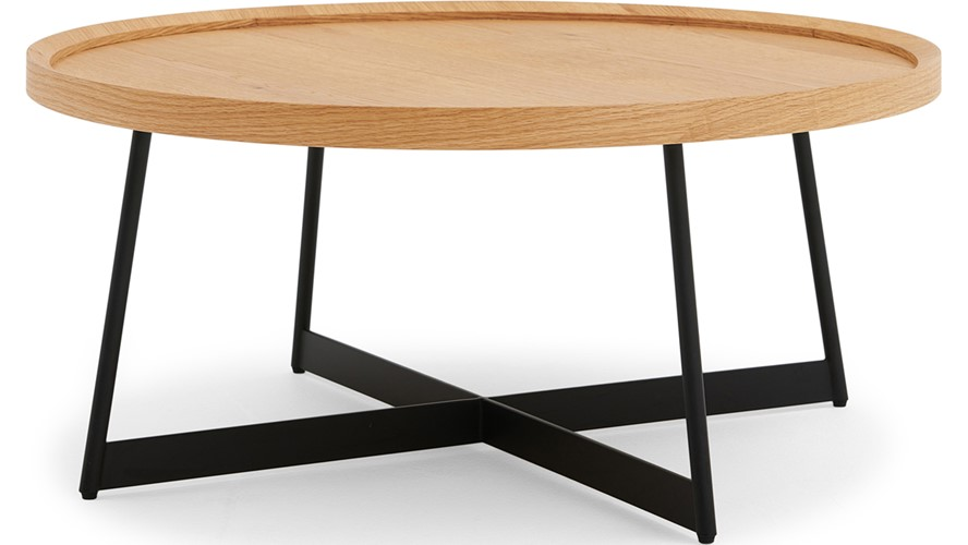 Curtis Oak Coffee Table