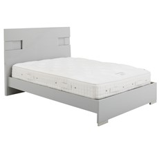 Delta 150cm Bedframe with LED