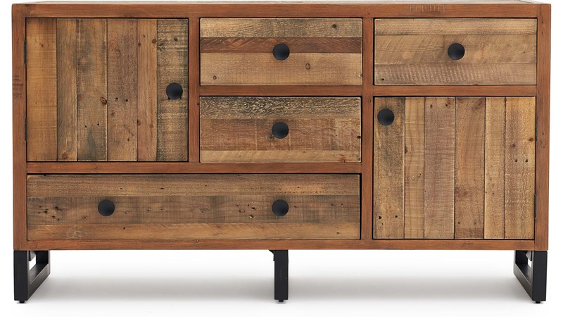 Detroit Wide Sideboard