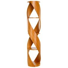 Tom Schneider DNA Whole Twist Shelving Unit