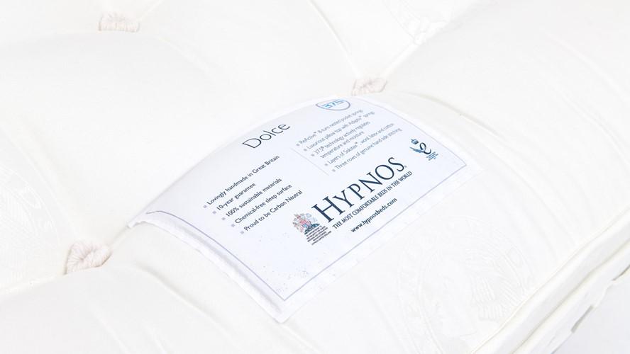 Hypnos Dolce Pillow Top Mattress