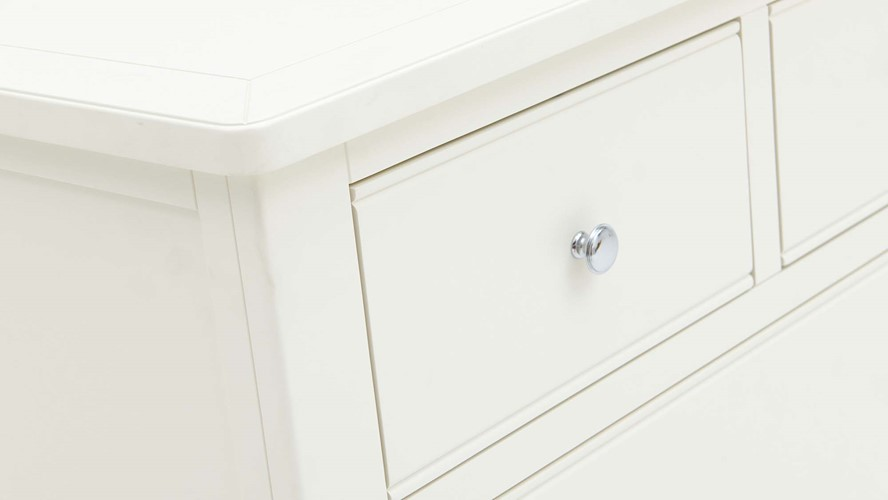 Dove 2+3 Drawer Chest