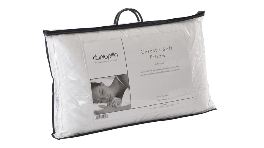 Dunlopillo Celeste Soft Pillow