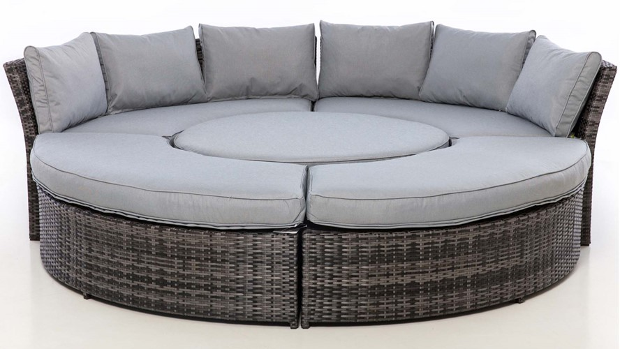 Eden Flatweave Lifestyle Suite Grey