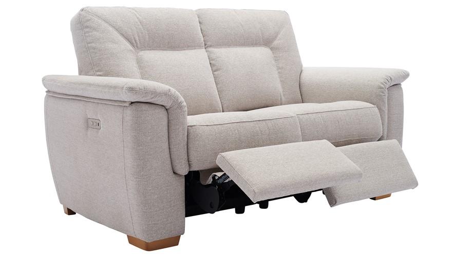 G Plan Elliot 2 Seater Recliner Sofa