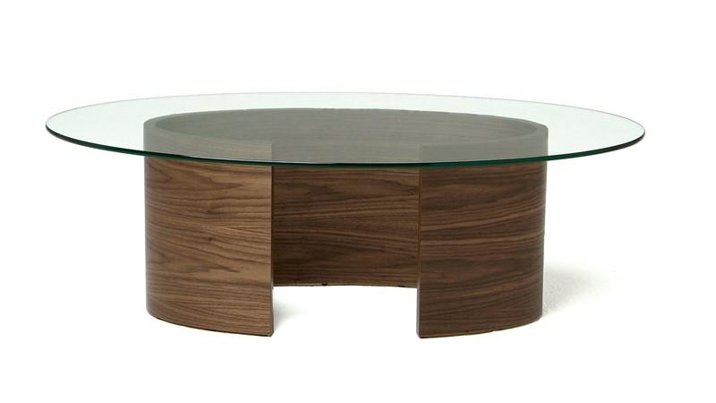 Tom Schneider Ellipse  Coffee Table