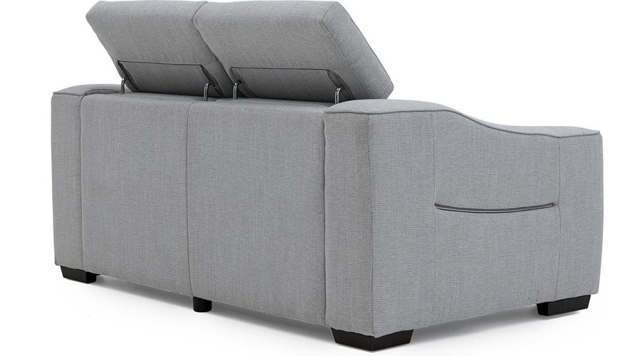 Empire 2 Seater Power Recliner Sofa