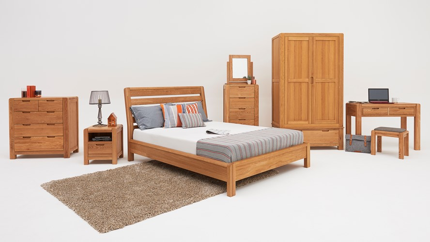 Estelle Bedroom Package With Bed