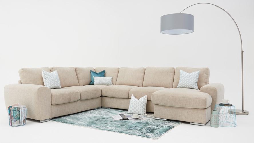 Ester Corner Sofa RHF
