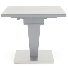Eva Extending Dining Table - White