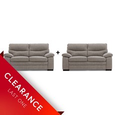 Ex Display Jura 2 x 2 Seater Sofa Set