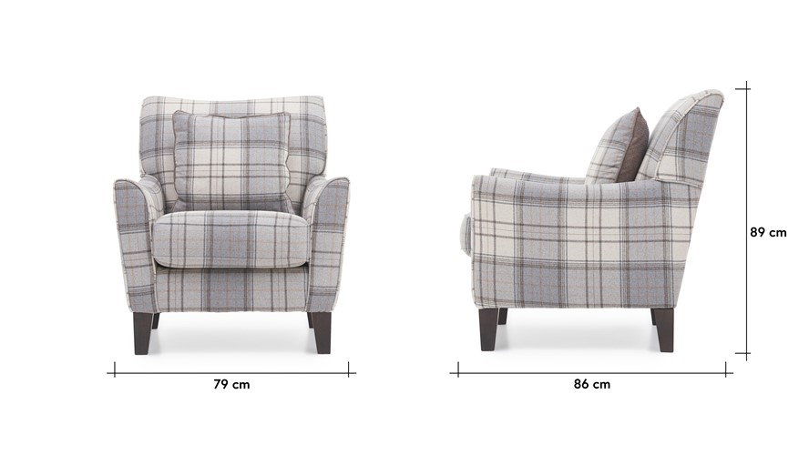 Fontwell Accent Armchair