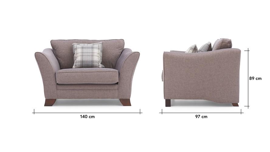 Fontwell Snuggler Armchair