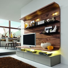 Gwinner Felino Wall Arrangment & Low Board