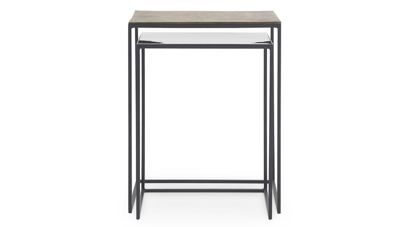Content by Terence Conran Fera Nest of tables