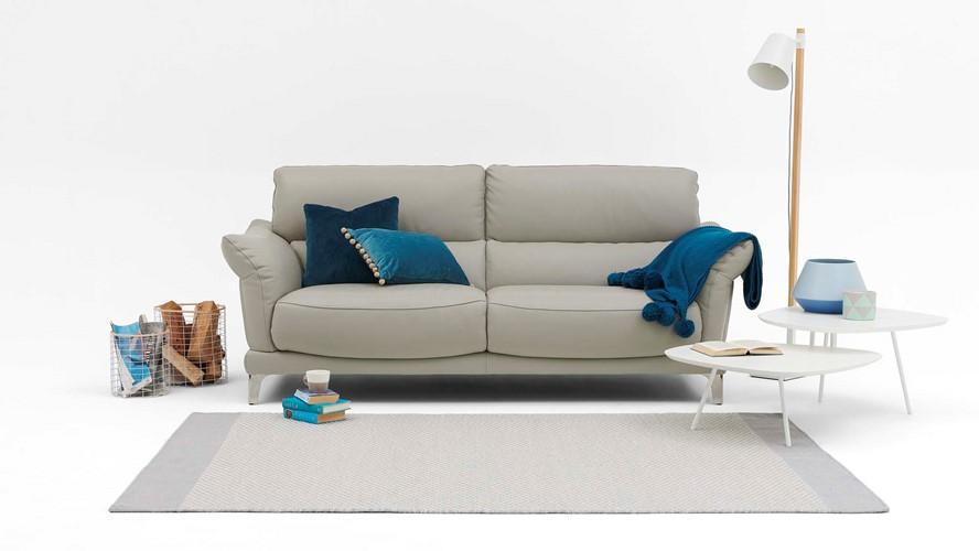 Nicoletti Flaminio 3 Seater Sofa