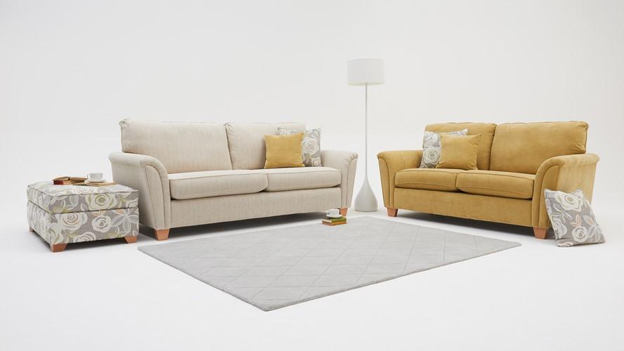 Freddie 2 Seater Sofa