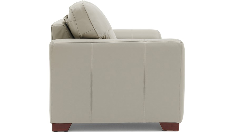 Gabriella Leather 3 Seater Sofa Bed