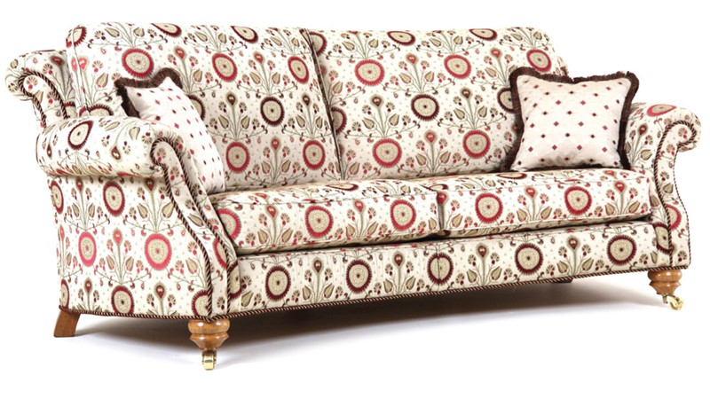 Gascoigne Captiva 3 Seater Sofa