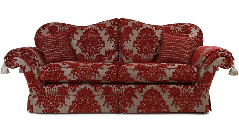 Gascoigne Carolina 3 Seater Sofa