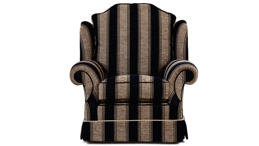 Gascoigne Empress Wing Chair