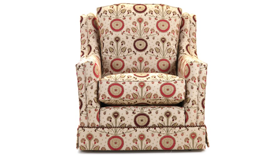 Gascoigne James Fixed Wing Chair