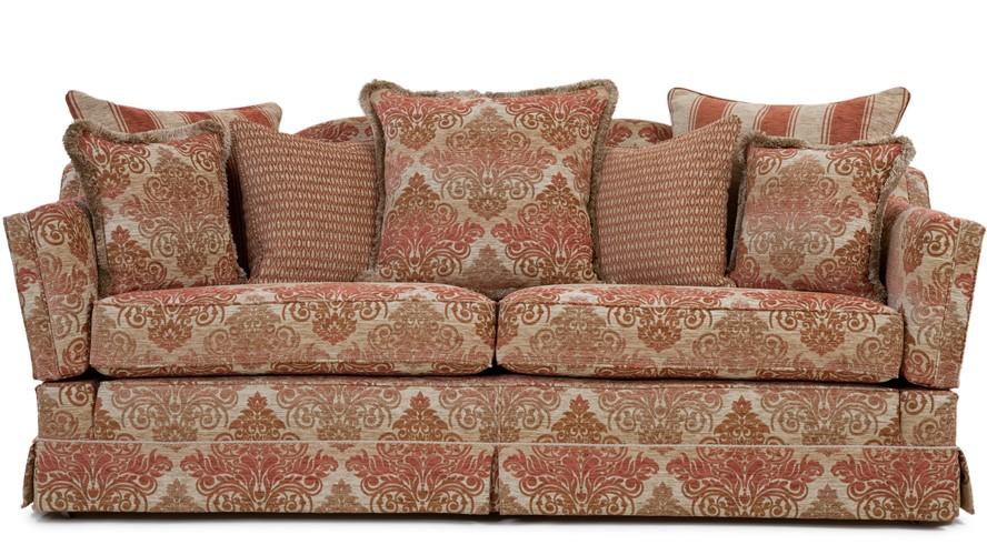 Gascoigne James Knole 3 Seater Sofa