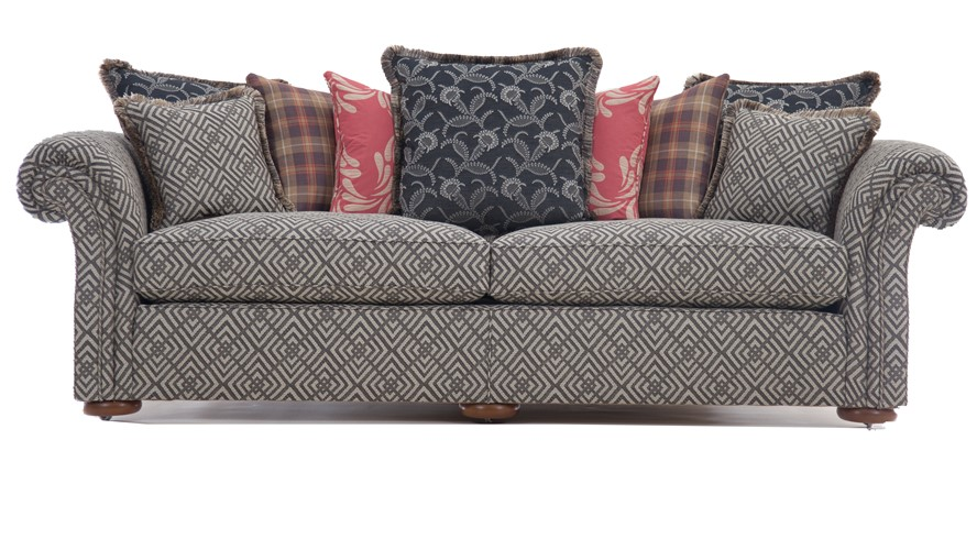 Gascoigne Manhattan 3.5 Seater Sofa