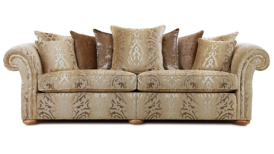 Gascoigne Manhattan 3 Seater Sofa