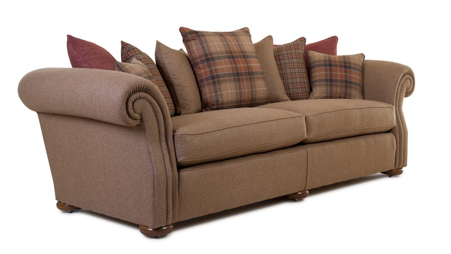 Gascoigne Manhattan 3 Seater Sofa