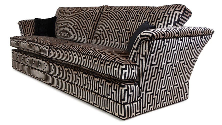 Gascoigne Savannah 4 Seater Sofa