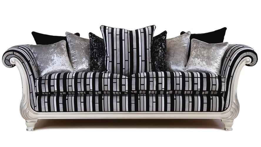 Gascoigne Victoria 3.5 Seater Sofa