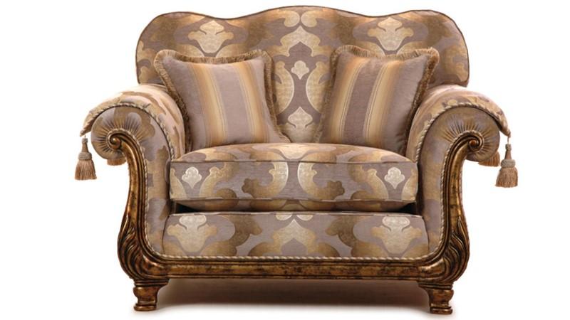 Gascoigne Victoria Chair