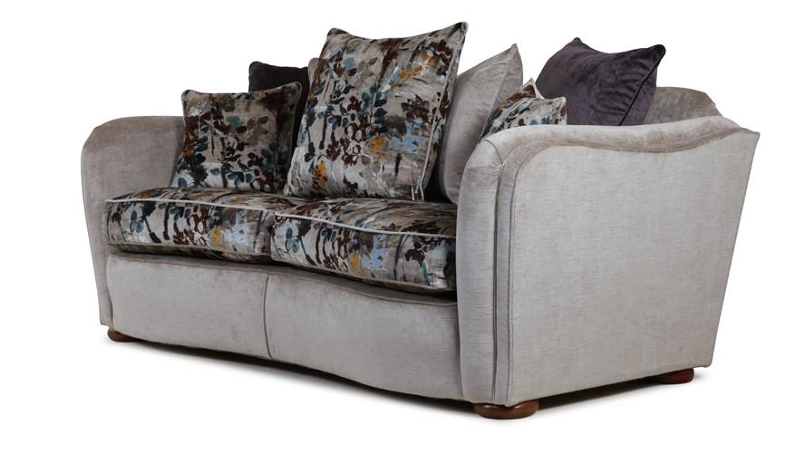 Gascoigne Vienna 2.5 Seater Sofa