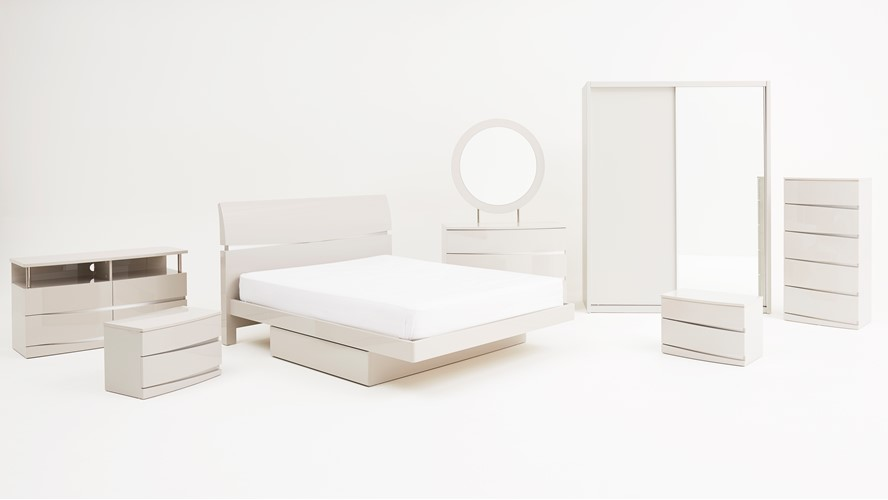 Merino Bedroom Package with Bed