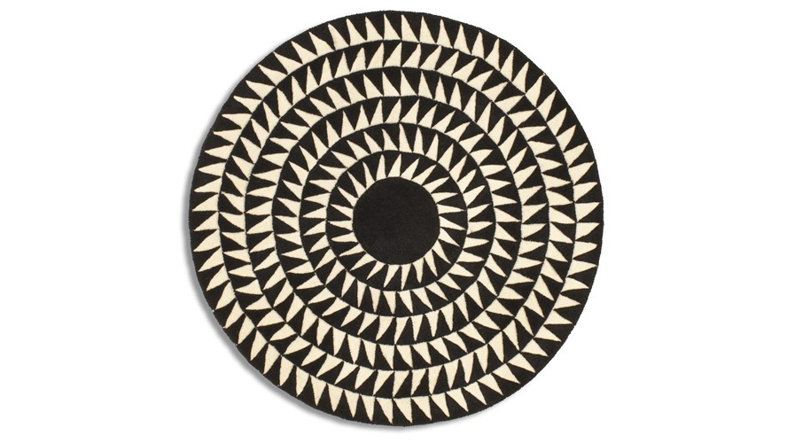 Geometric Rug - GEO01