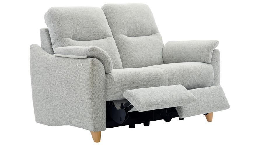 G Plan Spencer 2 Seater Power Recliner Sofa