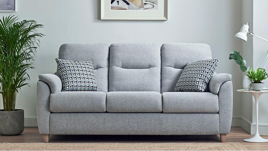 G Plan Spencer 3 Seater Sofa