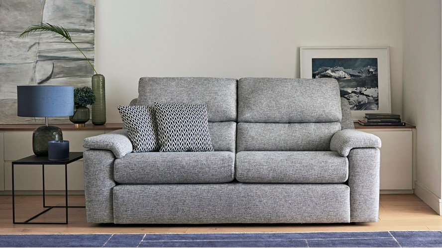 G Plan Taylor 2 Seater Recliner Sofa