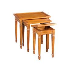 Grange Directoire Nest of Tables