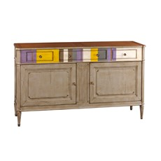 Grange Jacob 3 Drawer Sideboard