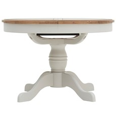 Maine Round Extending Table