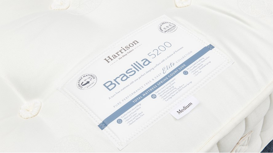 Harrison Brasilia Mattress