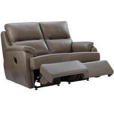 G Plan Hartford Leather 2 Seater Recliner Sofa