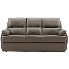 G Plan Hartford Leather 3 Seater Sofa