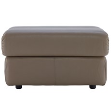 G Plan Hartford Leather Storage Footstool