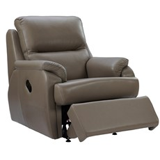 G Plan Hartford Leather Recliner Chair